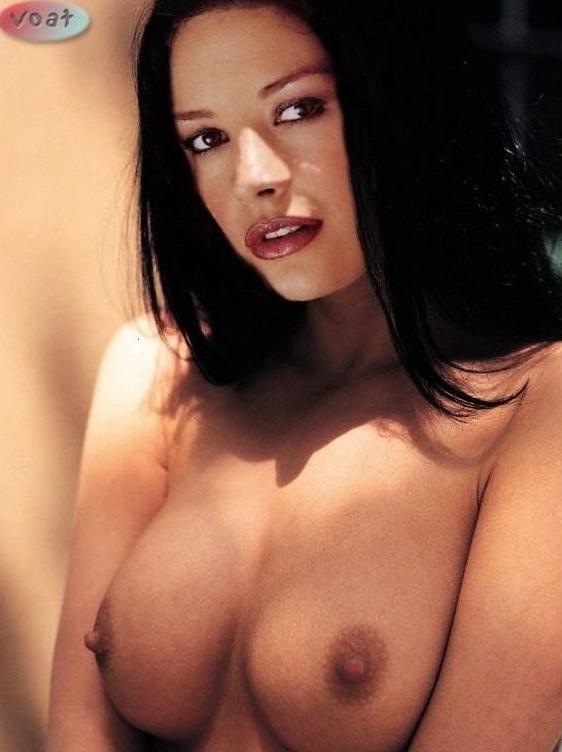 Catherine zeta jones nude pregnant pics