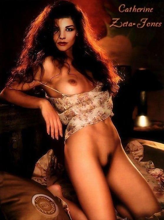 Catherine Zeta-Jones Nago. Zdjęcie - 77