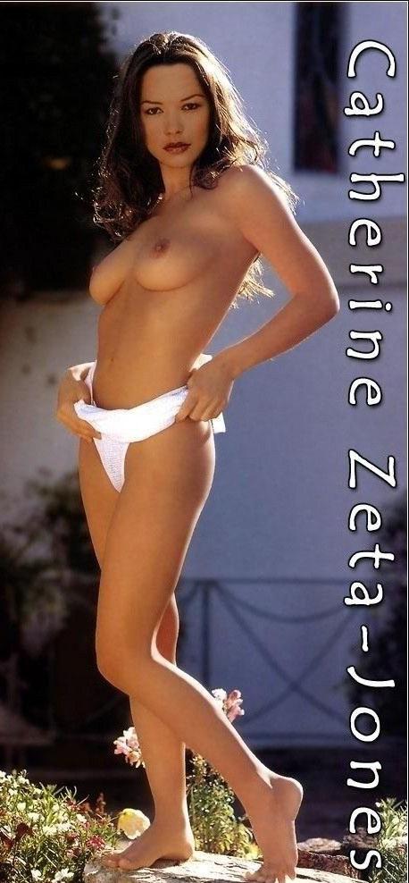 Catherine Zeta-Jones Nago. Zdjęcie - 79