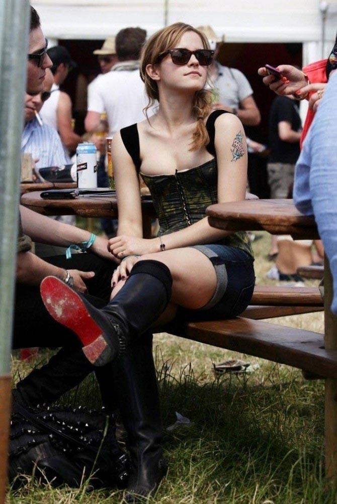 Emma Watson Nude. Photo - 28