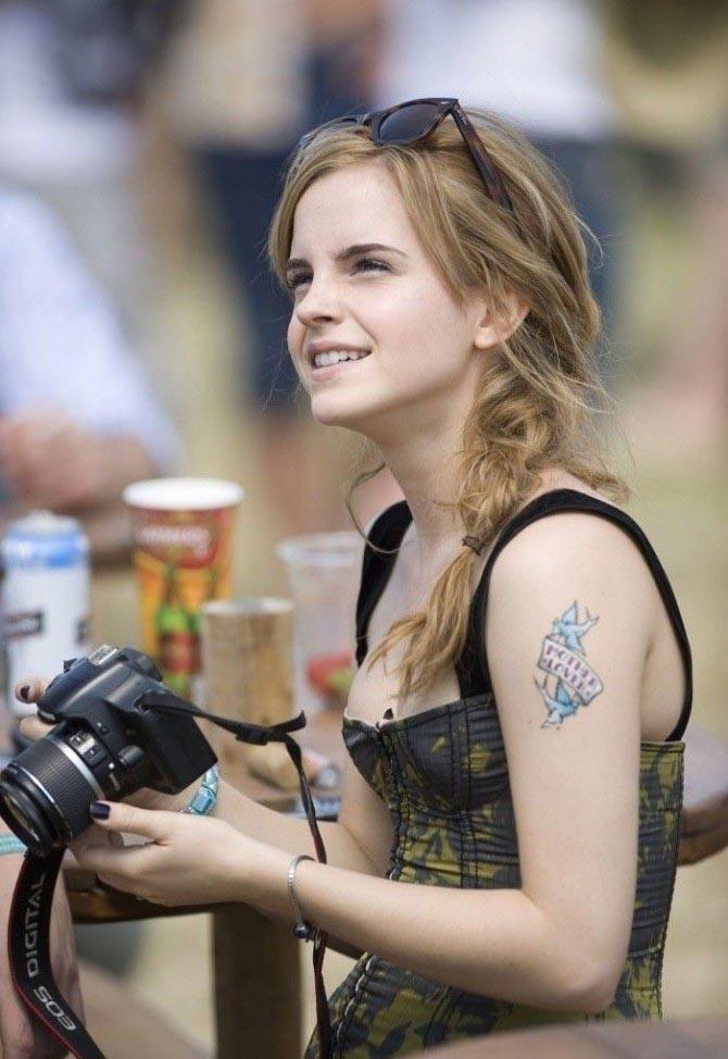 Emma Watson Nude. Photo - 29