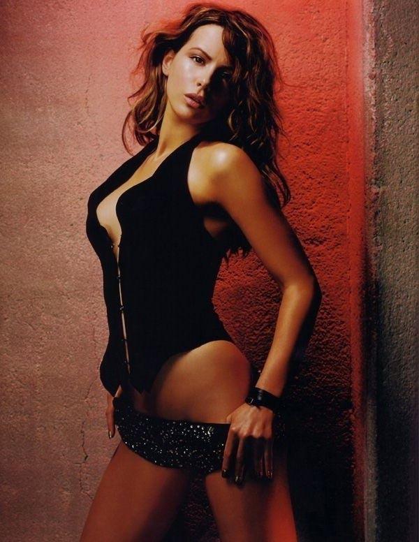 Кейт Бекинсейл голая. Фото - 11
