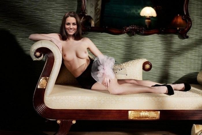 Kate Middleton Nackt. Foto - 15