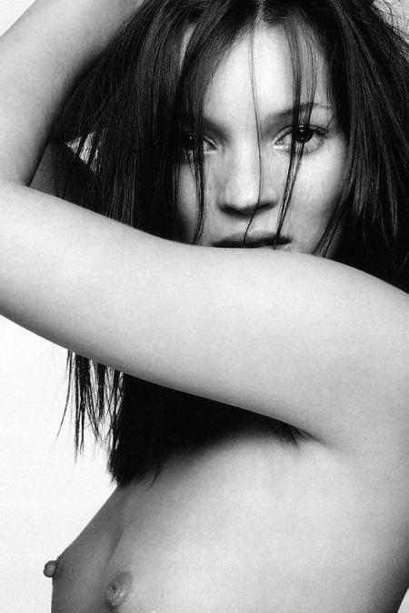 Kate Moss Totalmente Desnuda