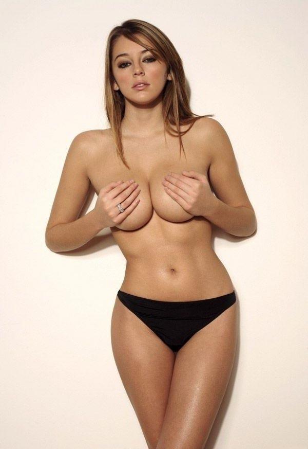 Keeley Hazell Nude. Photo - 16