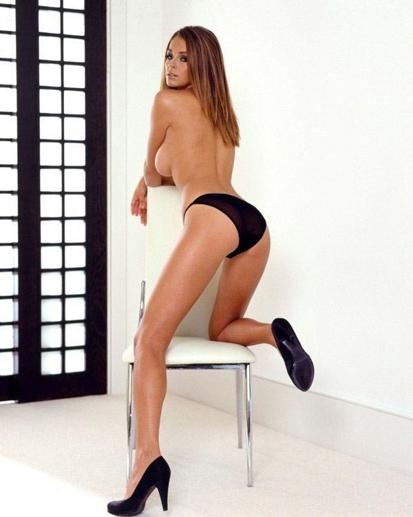 Keeley Hazell Nude. Photo - 8