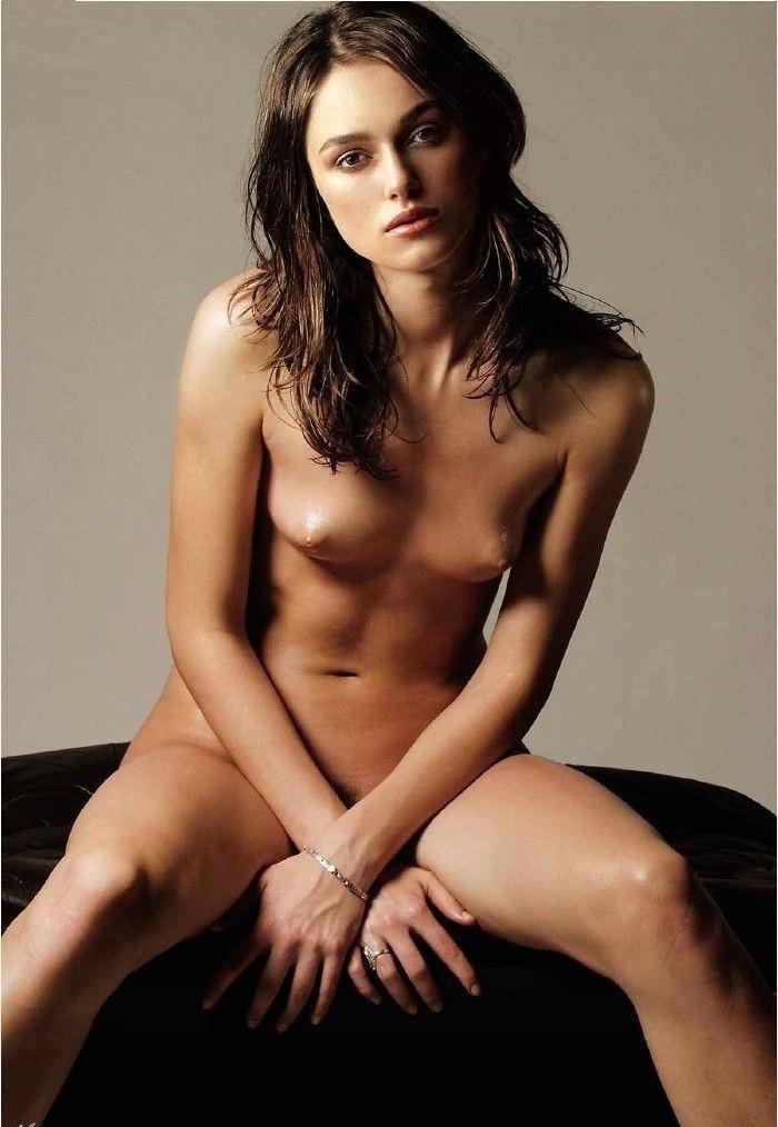 Keira Knightley  nackt