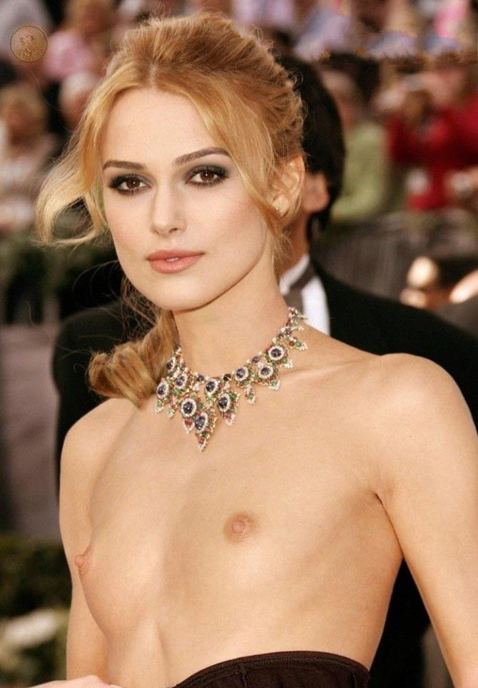 Keira knightley gets real about breastfeeding