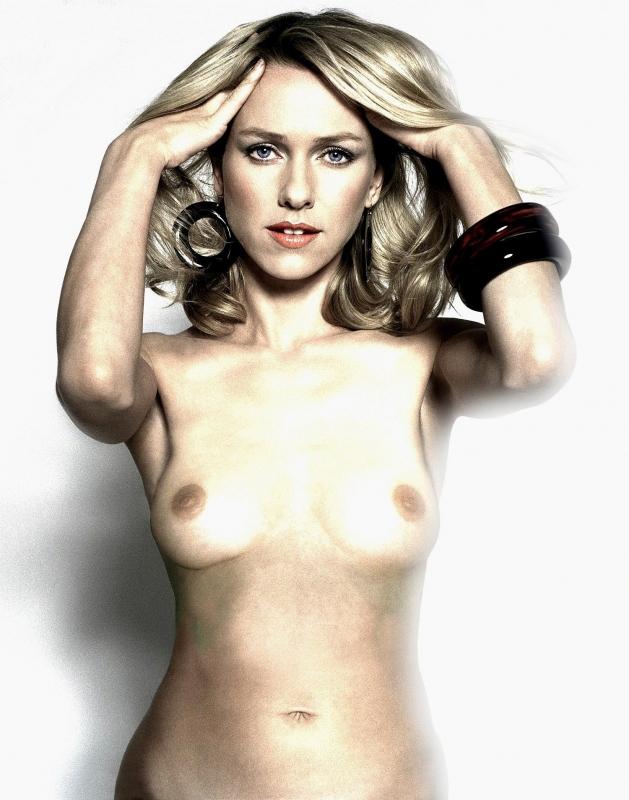 Naomi Watts: totalmente desnuda en nuevas fotos filtradas