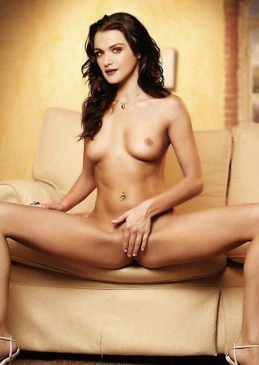 Rachel Weisz  nackt
