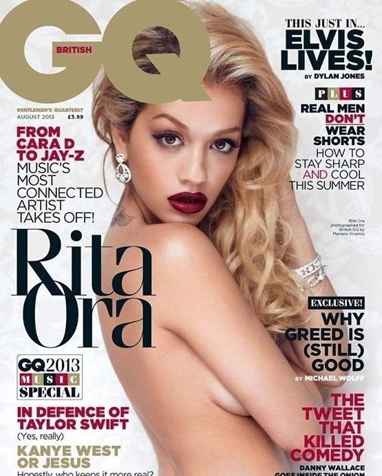 Rita Ora Nackt. Foto - 13