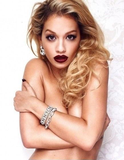 Rita Ora Nackt. Foto - 14