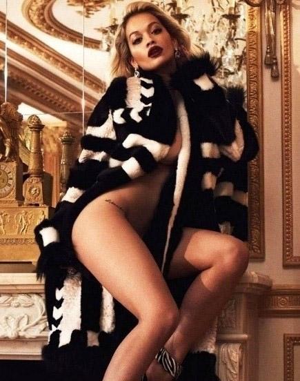 Rita Ora Nackt. Foto - 15