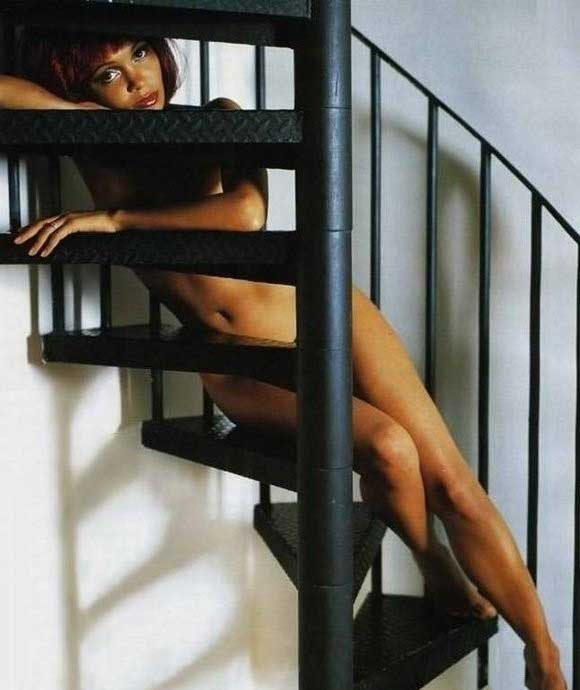 ¡Vaya! ¿Estás listo para ver las hermosas fotos de Thandie Newton desnuda?