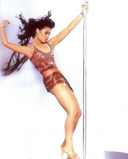 ¿Es verdad que Vanessa Mae a posado desnuda? ¡Si!