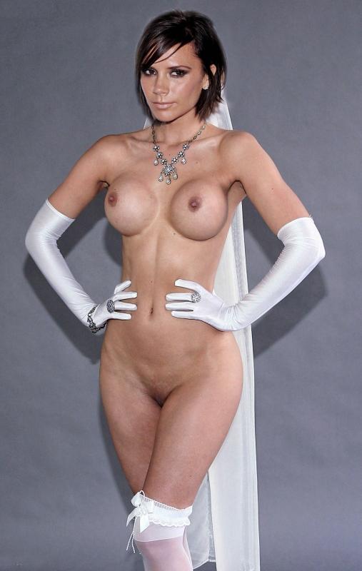 Victoria beckham naked fakes