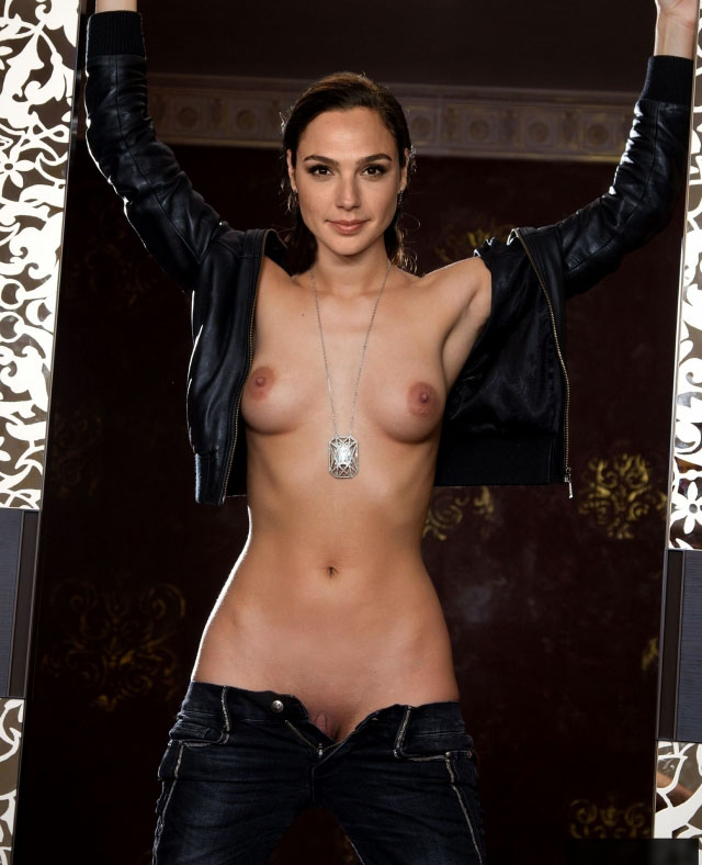 «Wonder Woman» Gal Gadot shocking nude sex pics. Gallery - 3