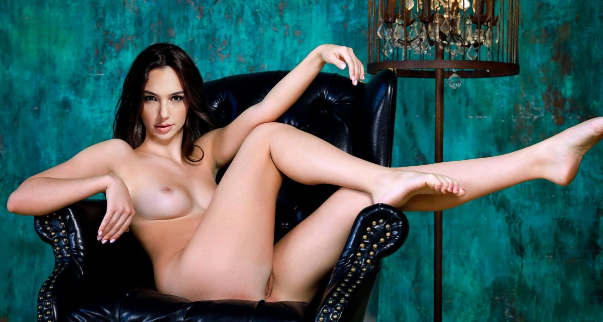 «Wonder Woman» Gal Gadot shocking nude sex pics. Gallery - 5
