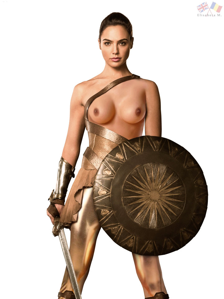 «Wonder Woman» Gal Gadot shocking nude sex pics. Gallery - 6