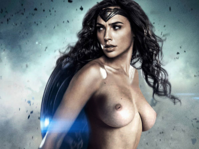 «Wonder Woman» Gal Gadot shocking nude sex pics. Gallery - 1