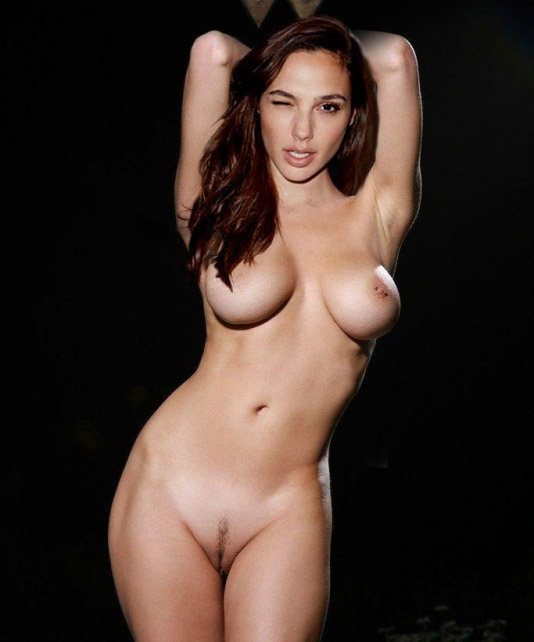Gal Gadot Nude. Photo - 398