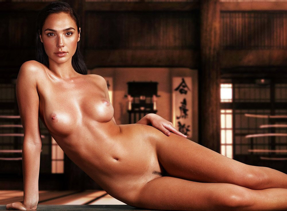 Gal Gadot Nude. Photo - 502