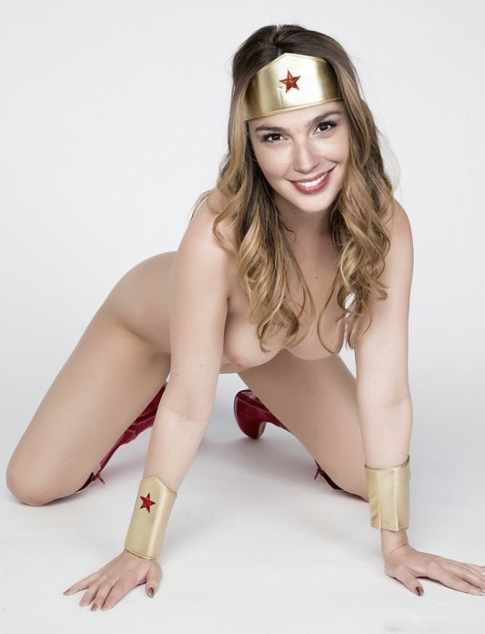 «Wonder Woman» Gal Gadot shocking nude sex pics. Gallery - 2