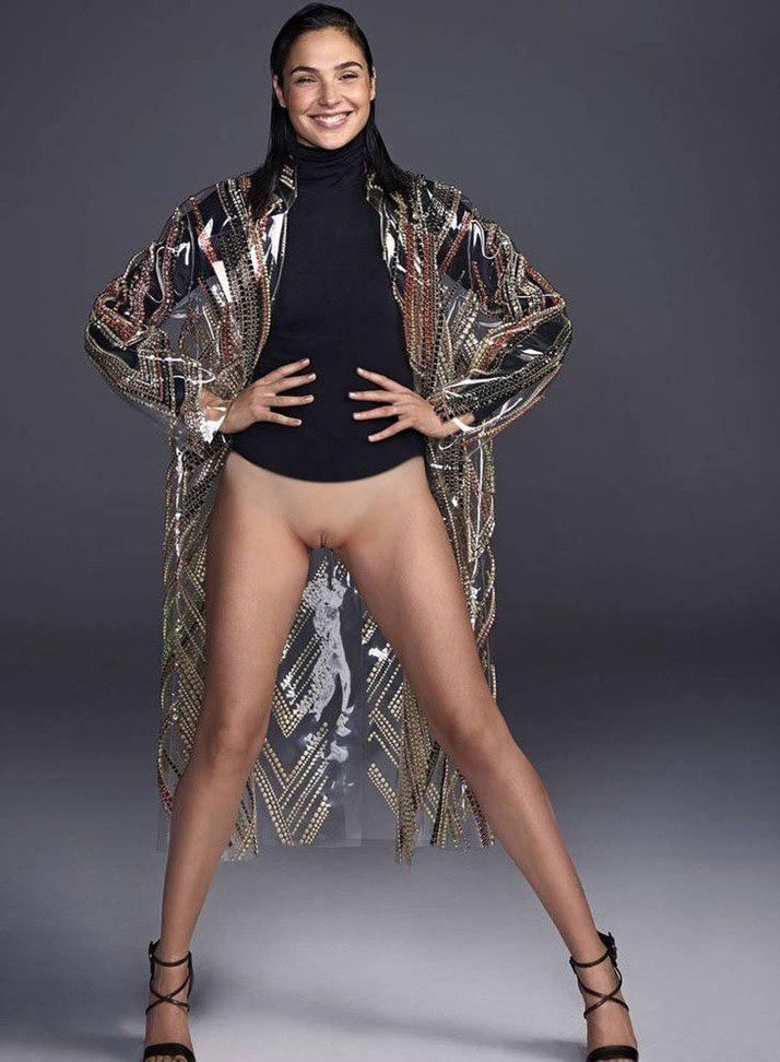 Gal Gadot Nude. Photo - 519