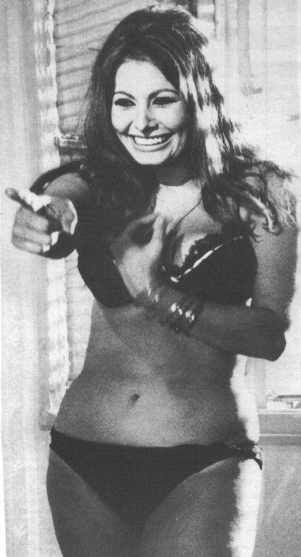Sophia Loren Nago. Zdjęcie - 17