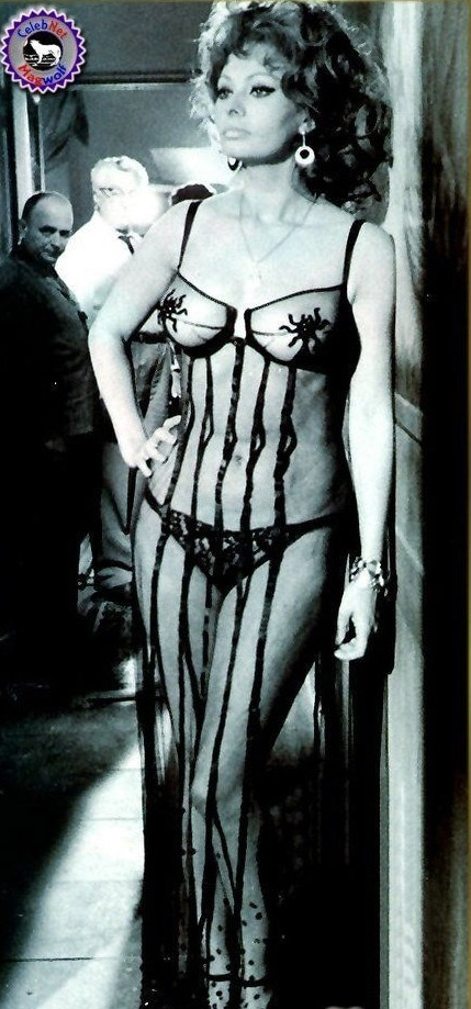 Sophia Loren Nago. Zdjęcie - 18