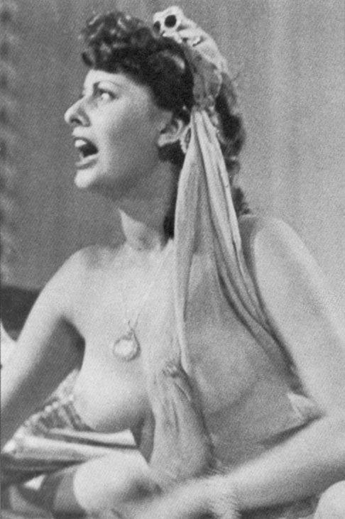 Sophia Loren Nago. Zdjęcie - 25