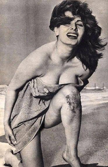 Sophia Loren Nago. Zdjęcie - 28