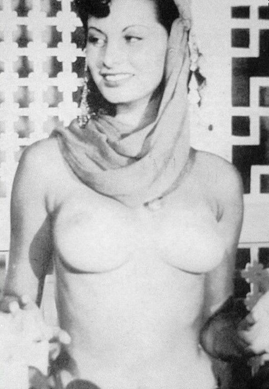 Sophia Loren Nago. Zdjęcie - 3