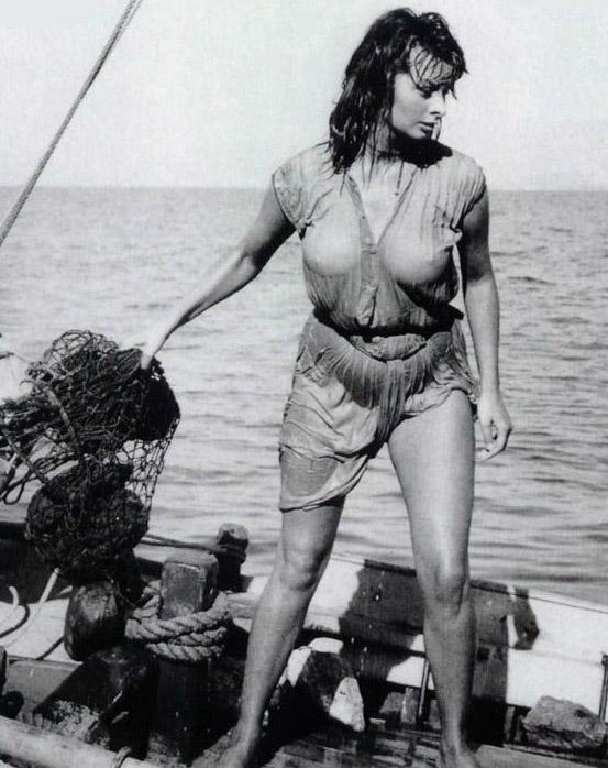 Sophia Loren Nago. Zdjęcie - 32