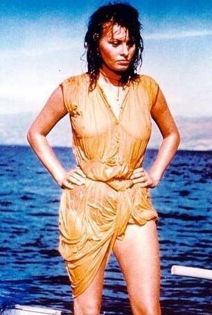 Sophia Loren Nago. Zdjęcie - 35