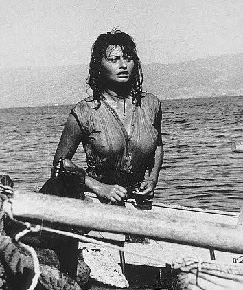 Sophia Loren Nago. Zdjęcie - 37