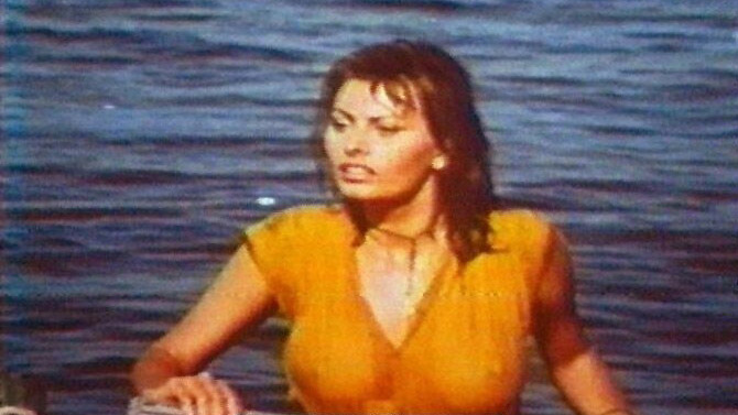 Sophia Loren Nago. Zdjęcie - 38