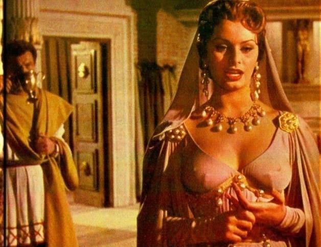 Sophia Loren Nago. Zdjęcie - 39