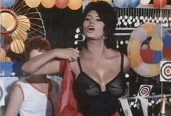 Sophia Loren Nago. Zdjęcie - 40