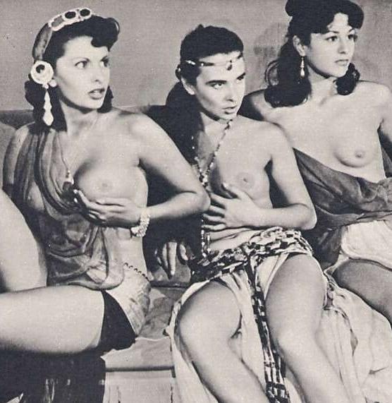 Sophia Loren Nago. Zdjęcie - 41