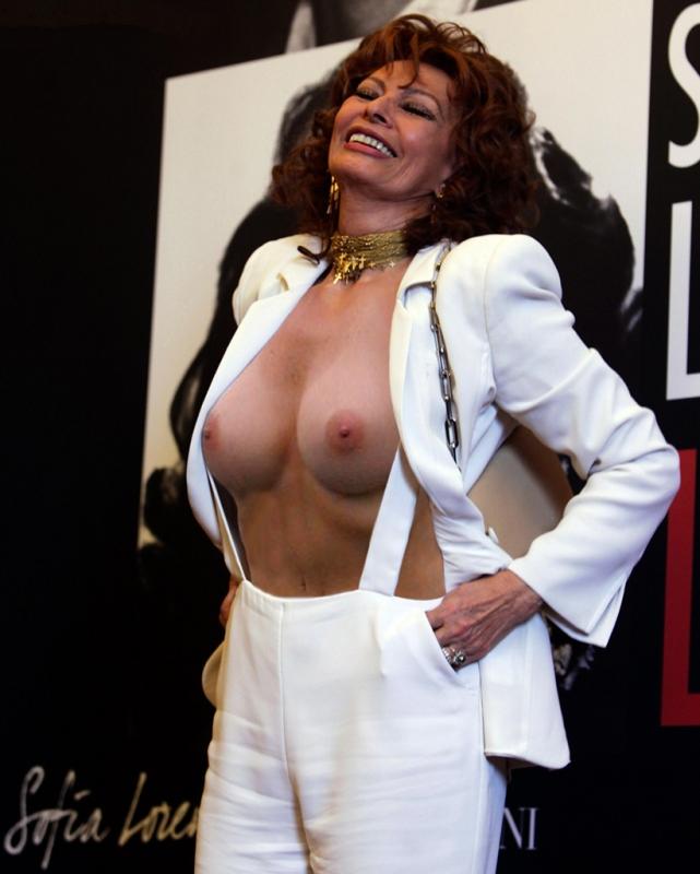 Sophia Loren Nago. Zdjęcie - 44