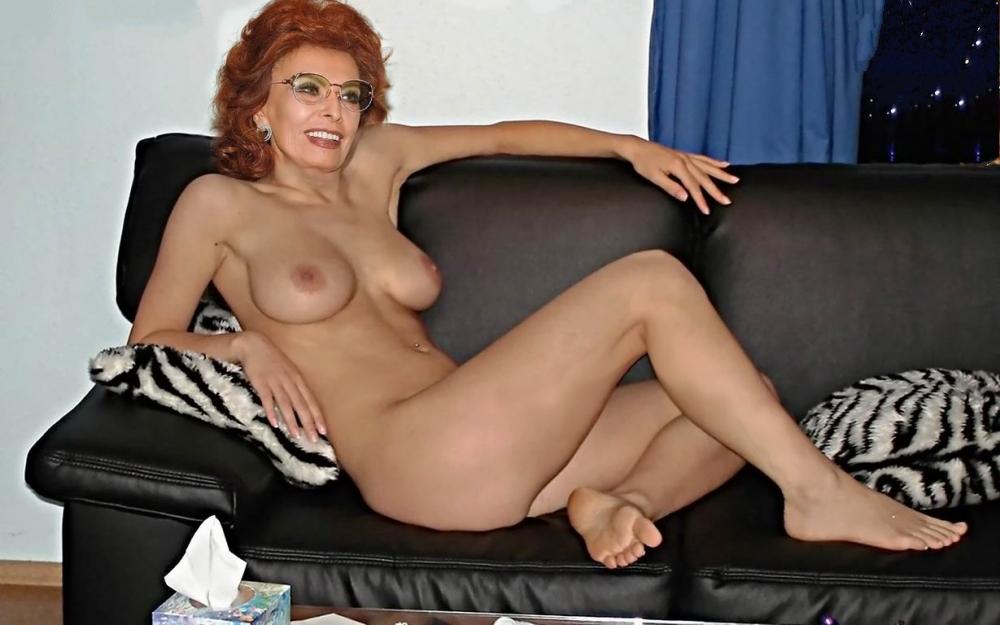 Sophia Loren Nude. Photo - 55