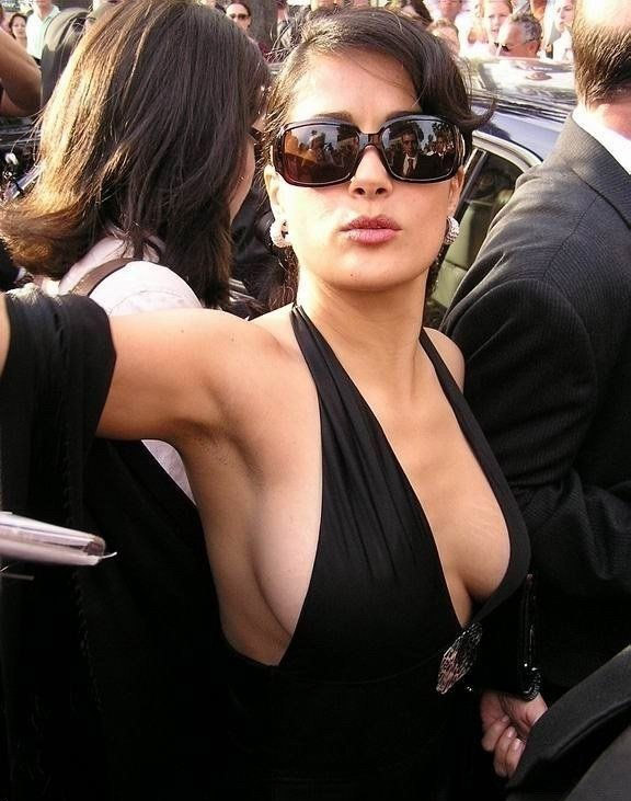 Salma Hayek Nago. Zdjęcie - 3