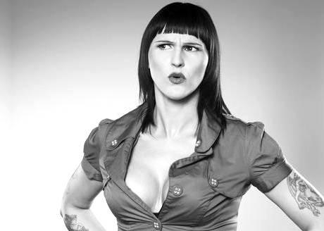 Agnieszka Chylińska Nago. Zdjęcie - 20