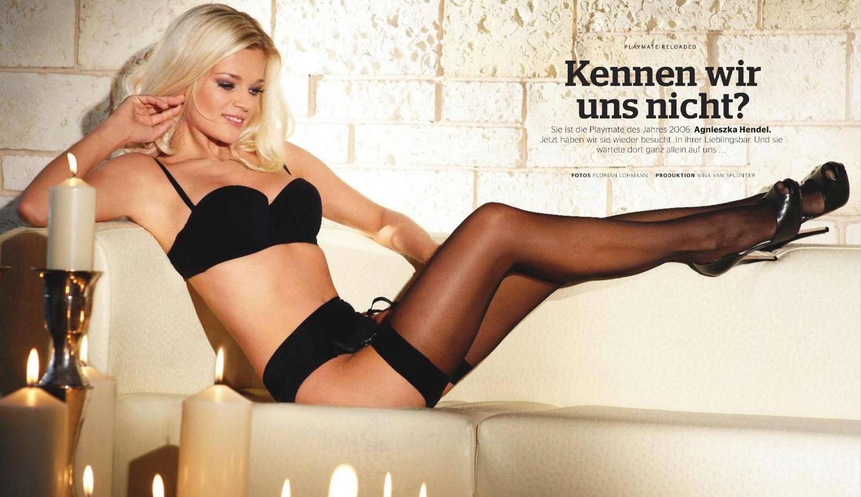 Agnieszka Hendel Nago. Zdjęcie - 6
