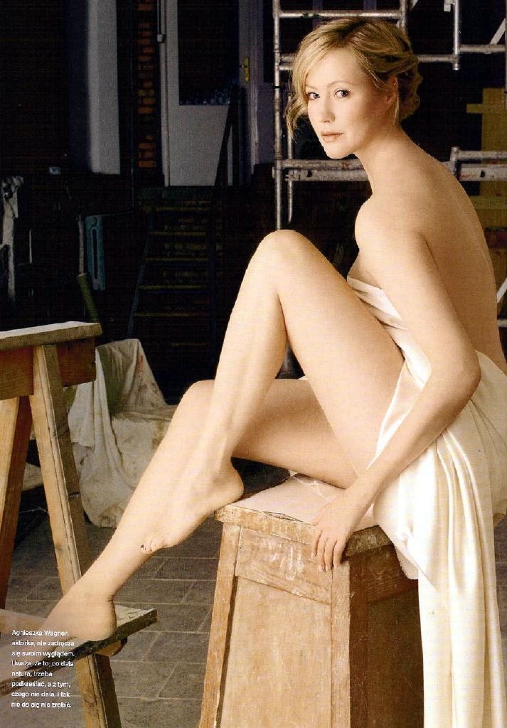 Agnieszka Wagner Nago. Zdjęcie - 14