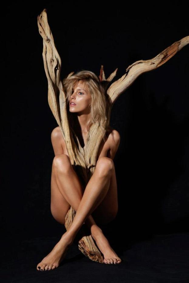 Anja Rubik Nago. Zdjęcie - 41