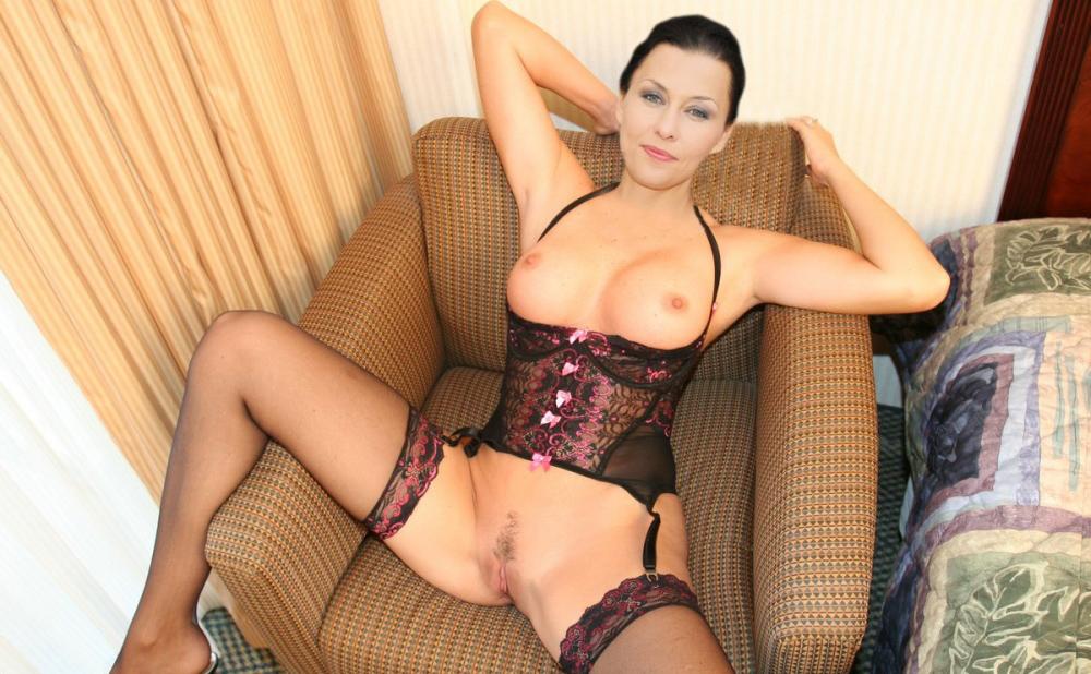 Anna Popek Nago. Zdjęcie - 25