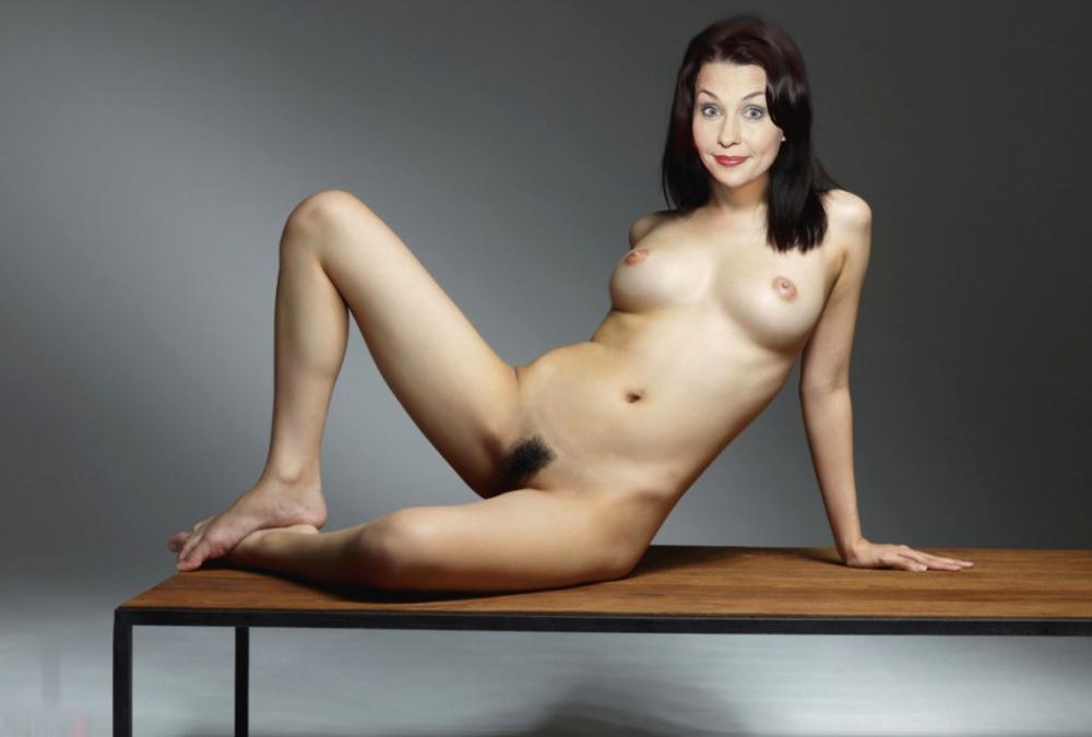 Anna Popek Nago. Zdjęcie - 39