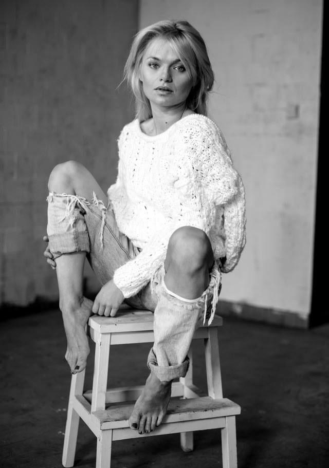 Emilia Komarnicka-Klijnstra Nago. Zdjęcie - 11